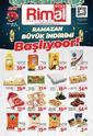 Rimal Market 22 - 30 Nisan 2021 Kampanya Broşürü! Sayfa 1