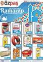 Özpaş Market 11 - 22 Nisan 2021 Kampanya Broşürü! Sayfa 1
