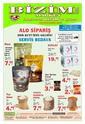 Bizimkiler Market 09 - 18 Nisan 2021 Kampanya Broşürü! Sayfa 1