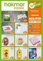 Hakmar Express 15 - 18 Nisan 2021 Yurt Mağazalarına Özel Kampanya Broşürü! Sayfa 1