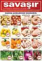 Savaşır Market 01 - 08 Nisan 2021 Manisa Mağazalarına Özel Kampanya Broşürü! Sayfa 1