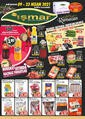 İşmar Market 09 - 23 Nisan 2021 Kampanya Broşürü! Sayfa 1