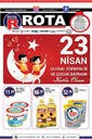 Rota Market 22 - 28 Nisan 2021 Kampanya Broşürü! Sayfa 1