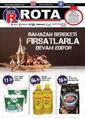 Rota Market 29 Nisan - 05 Mayıs 2021 Kampanya Broşürü! Sayfa 1 Önizlemesi
