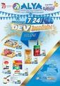 Alya Market 07 - 24 Nisan 2021 Kampanya Broşürü! Sayfa 1