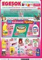 Egeşok Market 20 - 30 Nisan 2021 Kampanya Broşürü! Sayfa 1