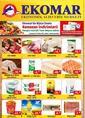 Ege Ekomar Market 09 - 25 Nisan 2021 Kampanya Broşürü! Sayfa 1 Önizlemesi