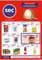 Seç Market 07 - 13 Nisan 2021 Kampanya Broşürü! Sayfa 1