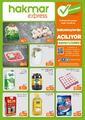 Hakmar Express 15 - 18 Nisan 2021 Hikmet Efendi Mağazalarına Özel Kampanya Broşürü! Sayfa 1