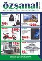 Özşanal 01 - 30 Nisan 2021 Kampanya Broşürü! Sayfa 1