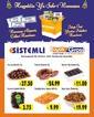 Sistemli Market 08 - 18 Nisan 2021 Kampanya Broşürü! Sayfa 1 Önizlemesi