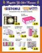Sistemli Market 08 - 18 Nisan 2021 Kampanya Broşürü! Sayfa 5 Önizlemesi