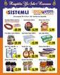 Sistemli Market 08 - 18 Nisan 2021 Kampanya Broşürü! Sayfa 9 Önizlemesi