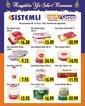 Sistemli Market 08 - 18 Nisan 2021 Kampanya Broşürü! Sayfa 8 Önizlemesi
