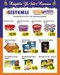 Sistemli Market 08 - 18 Nisan 2021 Kampanya Broşürü! Sayfa 7 Önizlemesi