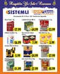 Sistemli Market 08 - 18 Nisan 2021 Kampanya Broşürü! Sayfa 6 Önizlemesi