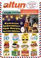 Altun Market 23 - 30 Nisan 2021 Kampanya Broşürü! Sayfa 1
