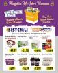 Sistemli Market 23 Nisan - 09 Mayıs 2021 Kampanya Broşürü! Sayfa 1