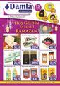 Damla Market 09 - 20 Nisan 2021 Kampanya Broşürü! Sayfa 1