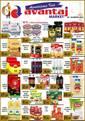 Avantaj Market 01 - 16 Mayıs 2021 Kampanya Broşürü! Sayfa 2 Önizlemesi
