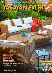 Koçtaş 20 Mayıs - 31 Temmuz 2021 Yaşayan Evler Balkon, Bahçe ve Botanik Kampanya Broşürü!