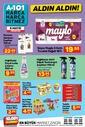 A101 06 - 12 Mayıs 2021 Aldın Aldın Kampanya Broşürü! Sayfa 1 Önizlemesi