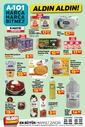 A101 06 - 12 Mayıs 2021 Aldın Aldın Kampanya Broşürü! Sayfa 2 Önizlemesi
