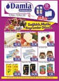 Damla Market 07 - 24 Mayıs 2021 Kampanya Broşürü! Sayfa 1