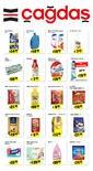 Çağdaş 04 - 09 Mayıs 2021 Kampanya Broşürü! Sayfa 1 Önizlemesi