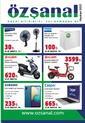 Özşanal 01 - 30 Haziran 2021 Kampanya Broşürü! Sayfa 1