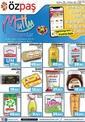 Özpaş Market 03 - 16 Mayıs 2021 Kampanya Broşürü! Sayfa 1
