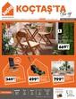 Koçtaş 17 Mayıs - 07 Temmuz 2021 Kampanya Broşürü! Sayfa 1 Önizlemesi