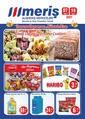 Meriş Alışveriş Merkezleri 07 - 18 Mayıs 2021 Kampanya Broşürü! Sayfa 1