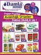 Damla Market 28 Mayıs - 08 Haziran 2021 Kampanya Broşürü! Sayfa 1
