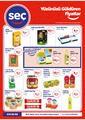Seç Market 12 - 18 Mayıs 2021 Kampanya Broşürü! Sayfa 1 Önizlemesi