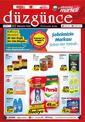 Düzgün Market 26 Mayıs - 06 Haziran 2021 Kampanya Broşürü! Sayfa 1