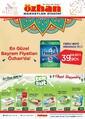 Özhan Marketler Zinciri 07 - 16 Mayıs 2021 Kampanya Broşürü! Sayfa 1