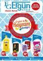 Ergün Gıda 04 - 11 Mayıs 2021 Kampanya Broşürü! Sayfa 1