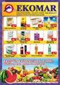 Ege Ekomar Market 12 - 30 Haziran 2021 Kampanya Broşürü! Sayfa 1