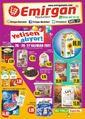 Emirgan Market 25 - 27 Haziran 2021 Kampanya Broşürü! Sayfa 1