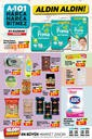A101 24 - 30 Haziran 2021 Aldın Aldın Kampanya Broşürü! Sayfa 9 Önizlemesi