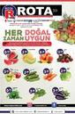 Rota Market 24 - 28 Haziran 2021 Kampanya Broşürü! Sayfa 1 Önizlemesi