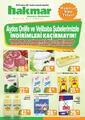 Hakmar 02 - 09 Haziran 2021 Aydos ve Velibaba Mağazalarına Özel Kampanya Broşürü! Sayfa 1