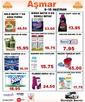 Aşmar Market 09 - 15 Haziran 2021 Kampanya Broşürü! Sayfa 1 Önizlemesi