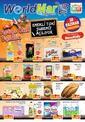 WorldMar Market 30 Haziran - 07 Temmuz 2021 Kampanya Broşürü! Sayfa 1