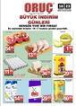 Oruç Market 16 - 23 Haziran 2021 Kampanya Broşürü! Sayfa 1
