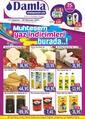 Damla Market 11 - 22 Haziran 2021 Kampanya Broşürü! Sayfa 1