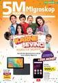 5M Migros 17 - 30 Haziran 2021 Kampanya Broşürü: Karne Sevinci Sayfa 1 Önizlemesi