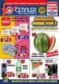 Çetinler Market 01 Temmuz - 13 Ağustos 2021 Kampanya Broşürü! Sayfa 1