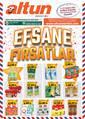 Altun Market 11 - 21 Haziran 2021 Kampanya Broşürü! Sayfa 1